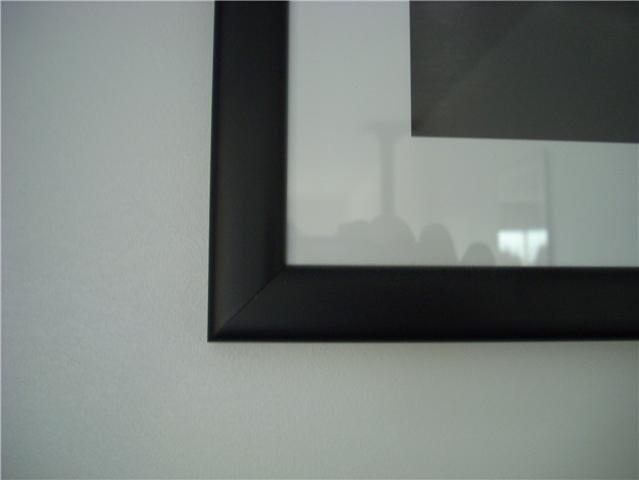 noir et blanc cadres perso encadrements personnalis s et sur mesure. Black Bedroom Furniture Sets. Home Design Ideas